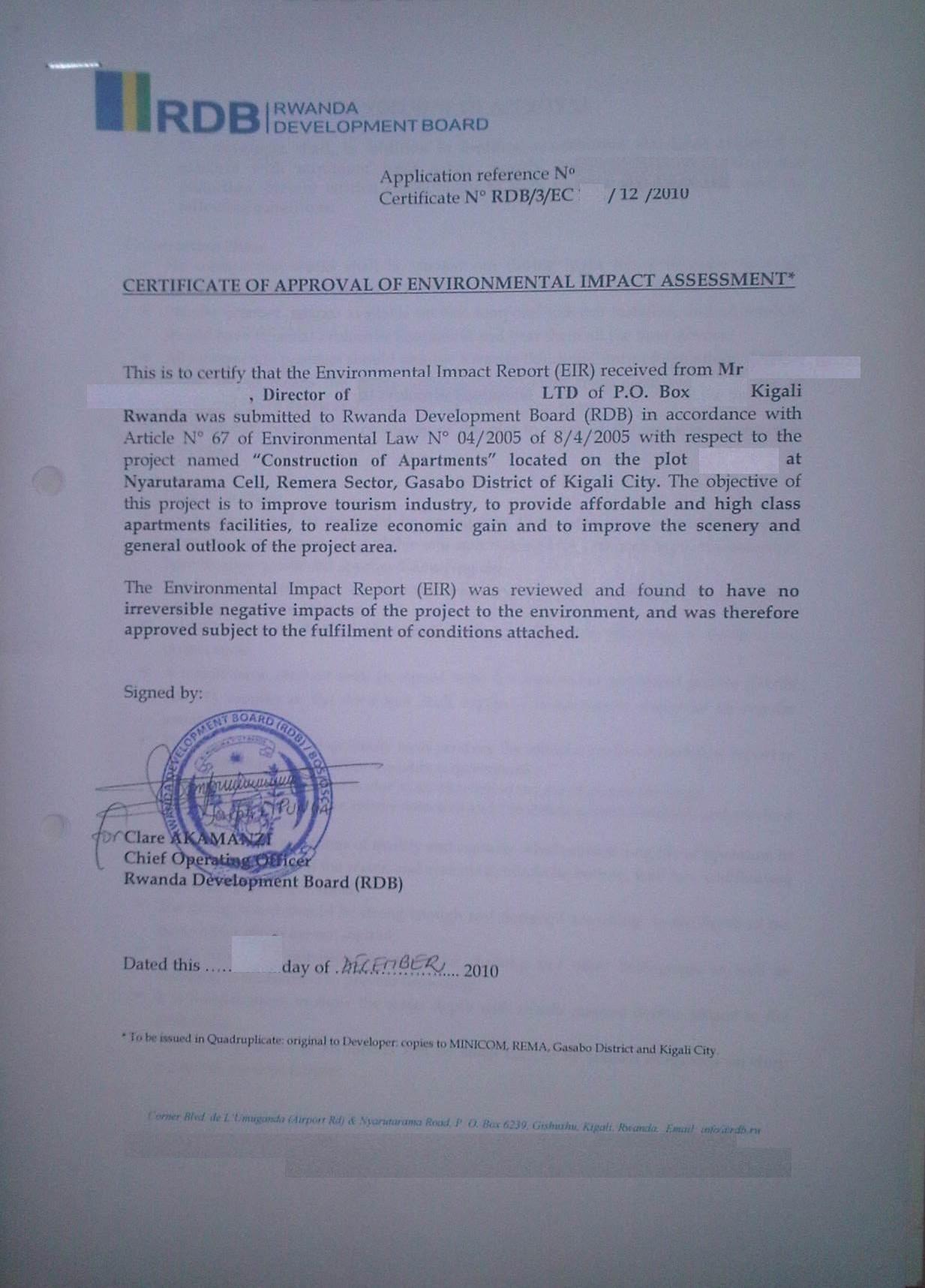 Business procedures in rwanda 01 libre deuda de patente yelopaper Choice Image