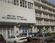 Rwanda Revenue Authority (RRA) at Immigration Headquaters