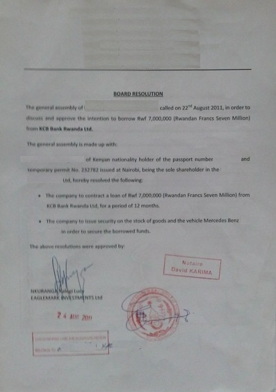 Bank Attestation Letter Sample